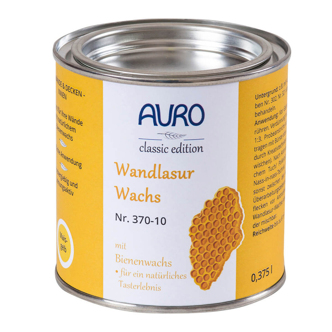 Auro Wandlasur-Wachs Nr. 370