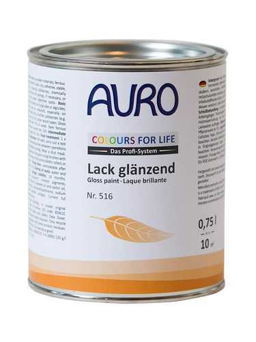 Auro COLOURS FOR LIFE Lack, glänzend Nr. 516